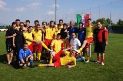 La formazione clarense del I Torneo di Calcio a 11